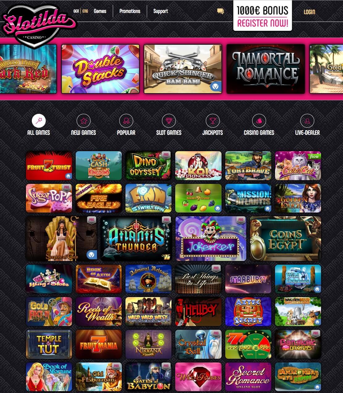 Slotilda Casino Bonus Codes 2021