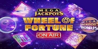 MegaJackpots Wheel of Fortune