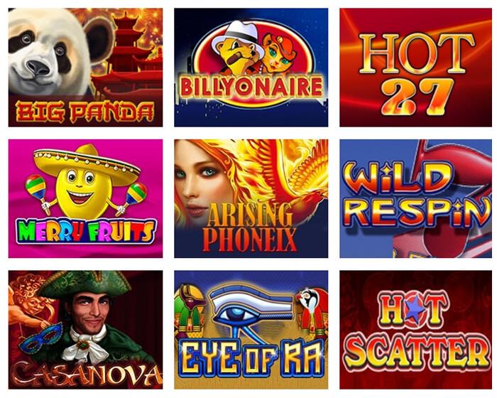 Amatic Industries Online Casinos & Slot Machines
