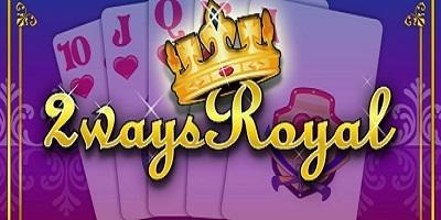 Two Ways Royal Video Poker