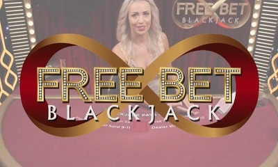 Live Free Bet Blackjack