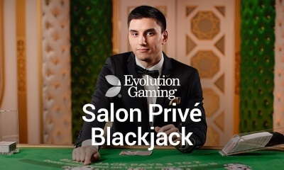 Live Salon Prive Blackjack
