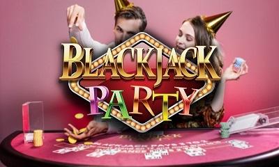 Blackjack Party Live